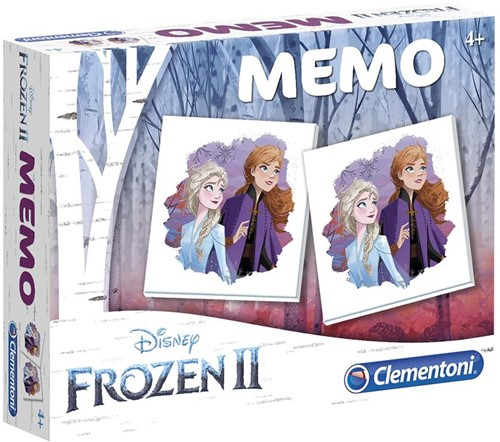 Frozen 2 - Memo