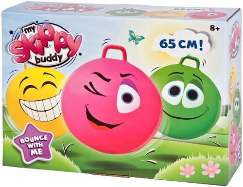Skippy Buddy - Smiley Skippybal Geel