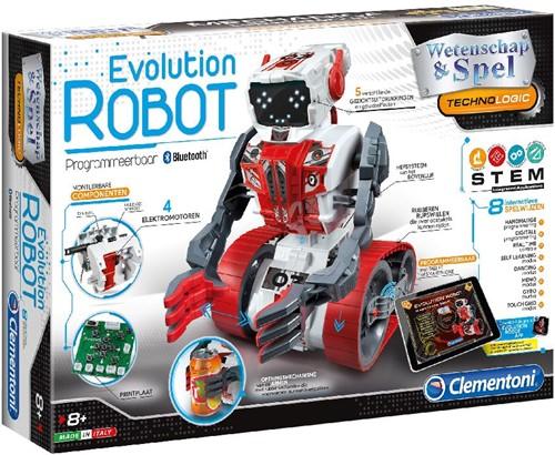 Technologie Evolution Robot