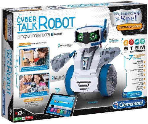 Wetenschap & Spel - Cyber Talk Robot