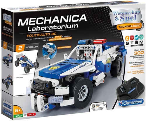 Mechanica - Police 2 in 1 R/C