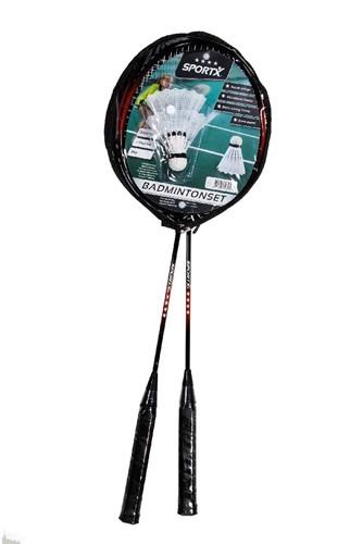 SportX - Badmintonset