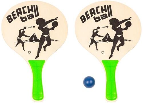 Summertime - Beachball Naturel