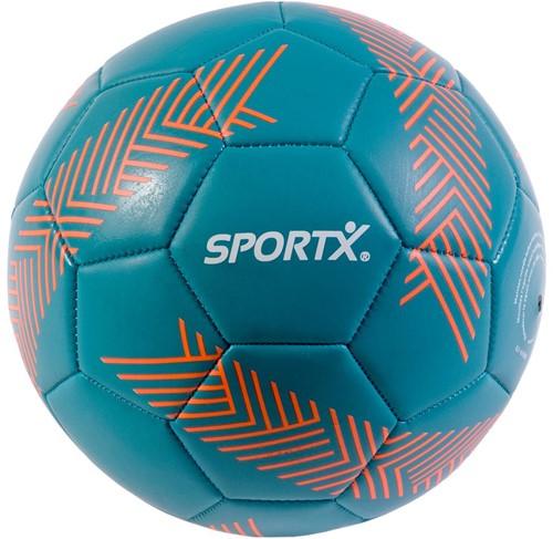 SportX Voetbal Orange Stripe