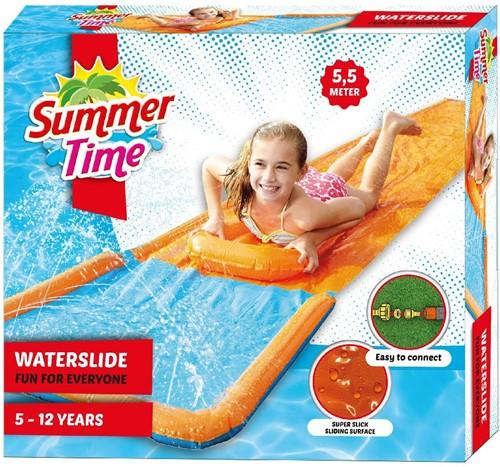 Summertime - Waterglijbaan (550 cm)