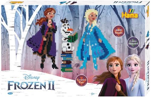 Hama - Frozen 2 Strijkkralen (6000 stuks)