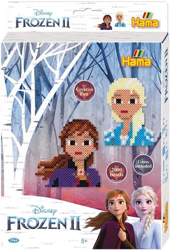 Hama - Frozen 2 Strijkkralen (2000 stuks)