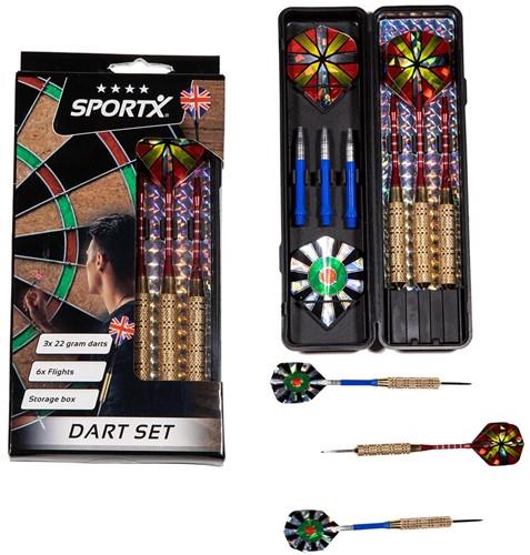 SportX - Dart Deluxe in case
