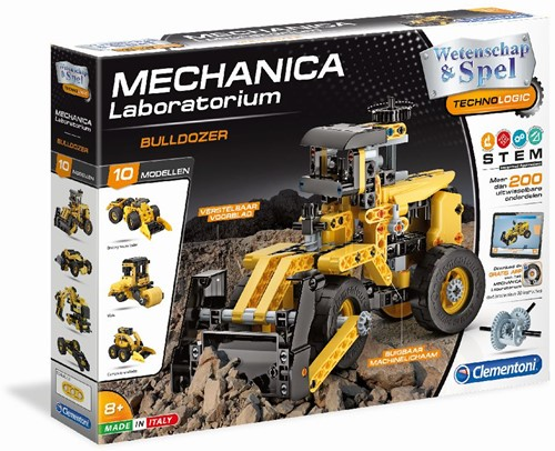 Mechanica - Bulldozer