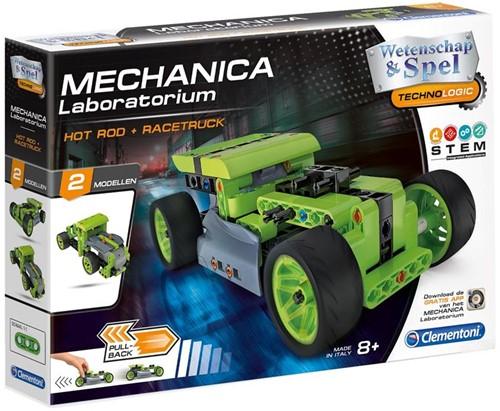Mechanica - Hotrod Pull Back