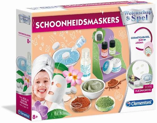 Wetenschap & Spel - Schoonheidsmaskers