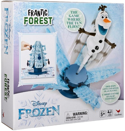 Frozen 2 - Olaf Forest Game