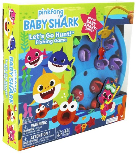 Baby Shark - Kinderspel