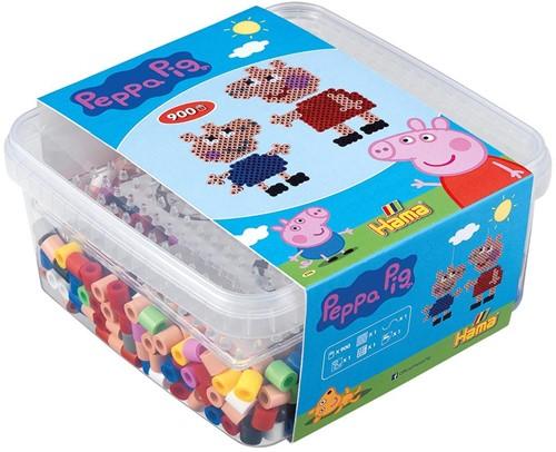 Hama - Peppa Pig Strijkkralen (900 stuks)