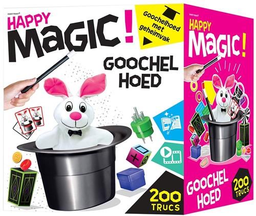 Happy Magic Hoed 200 Trucs