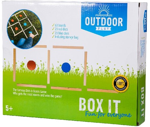 Outdoor Play - Box It