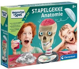 Wetenschap & Spel - Stapelgekke Anatomie