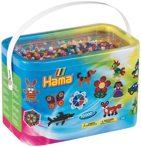 Hama Doos (10000 Strijkkralen)