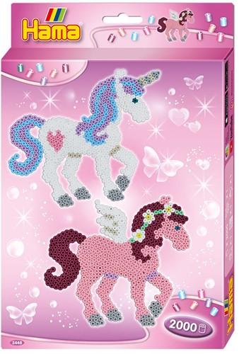 Hama - Fantasie Paarden Strijkkralen (2000 stuks)