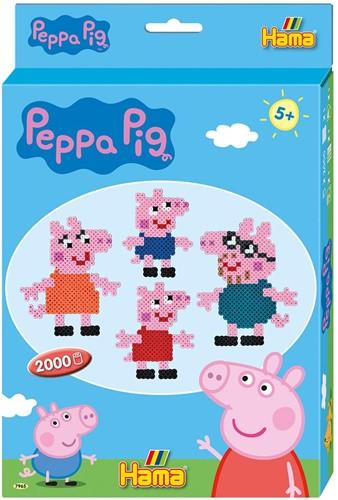 Hama - Peppa Pig Strijkkralen (2000 stuks)
