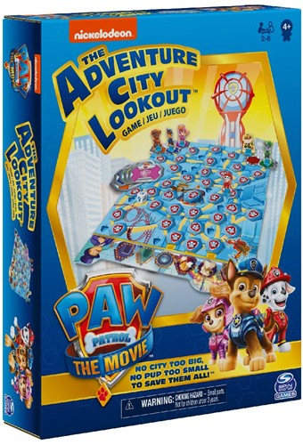 Paw Patrol - The Adventure City Lookout