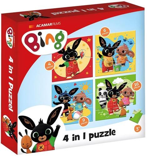 Bing 4 in 1 Puzzel
