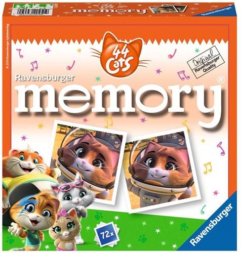 44 Cats - Memory