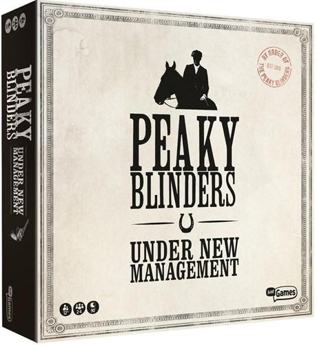 Peaky Blinders Bordspel