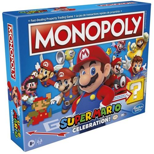 Monopoly - Super Mario Celebration