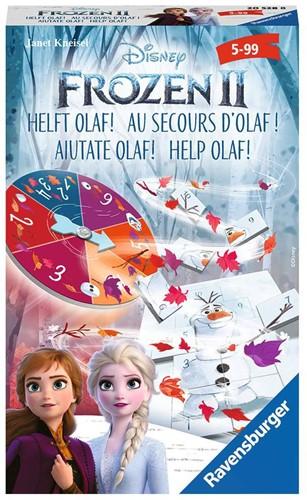 Frozen 2 - Help Olaf! Pocketspel