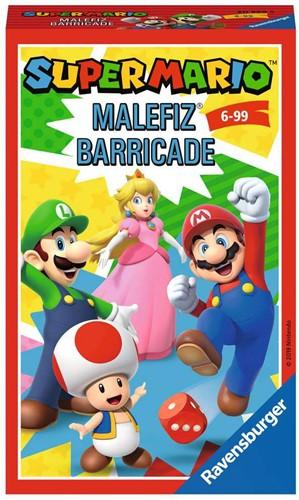 Super Mario - Barricade