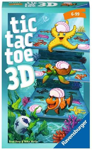 Tic Tac Toe 3D - Pocketspel