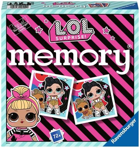L.O.L. Surprise Memory