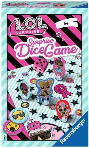 Dice Game L.O.L. Suprise