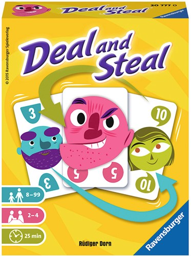 Deal and Steal (herziene editie)-1