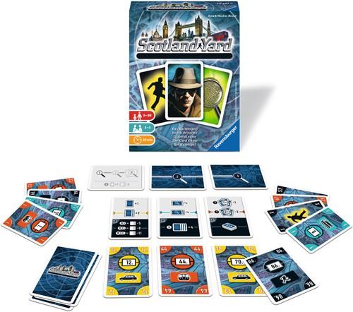 Scotland Yard - Kaartspel
