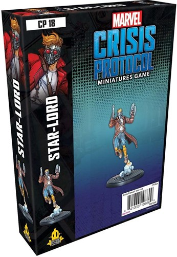 Marvel Crisis Protocol - Star-Lord