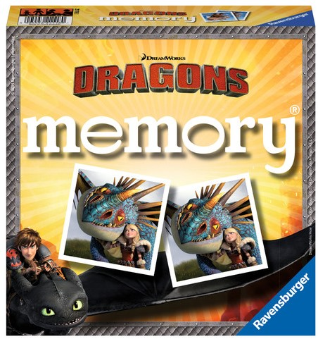 Disney Dragons Memory-1