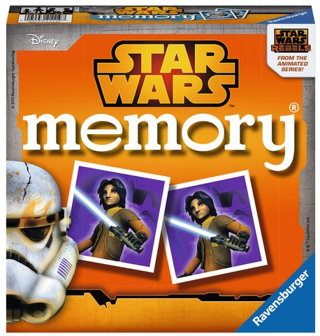 Star Wars Rebels Memory-1