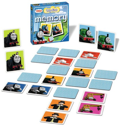 Thomas & Friends My First Memory-2