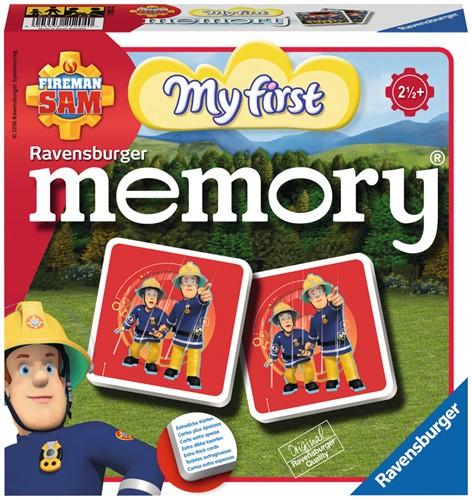 My first Memory - Brandweerman Sam-1