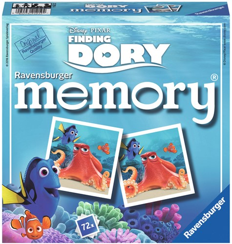 Finding Dory - Memory-1
