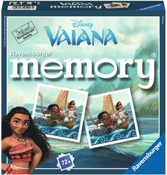 Disney Vaiana Memory (Doos beschadigd)
