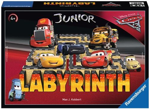 Disney Cars 3 - Doolhof Junior