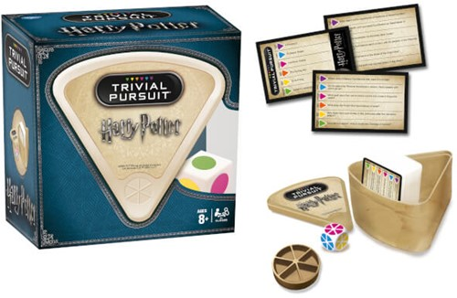 Trivial Pursuit - World of Harry Potter (Engels)-1