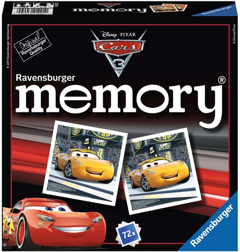 Disney Cars 3 - Memory