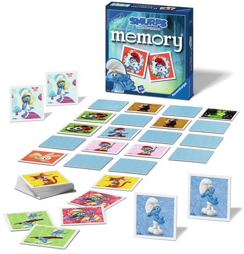 Smurfs - Memory-2