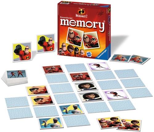Disney The Incredibles 2 Memory-2