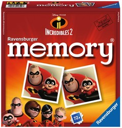 Disney The Incredibles 2 Memory