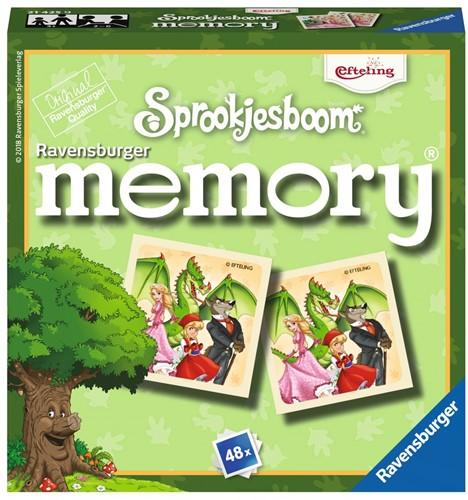 Efteling Sprookjesboom Mini Memory